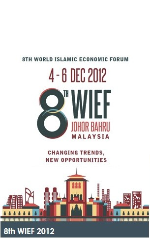 8th WIEF - 4 to 6 Dec 2012